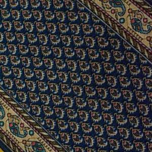 Passatoia Damascato Blu - 67cm