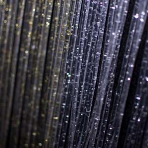 Glitter - tenda da uscio in PVC