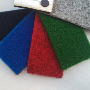 Giardino - Moquette da esterni su misura in 5 colori