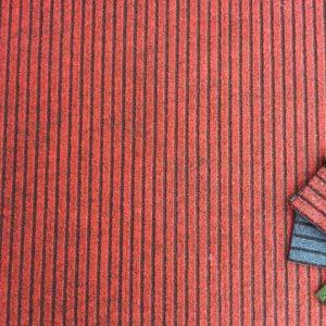 Rigà - Moquette cannettata in 8 colori - 200cm