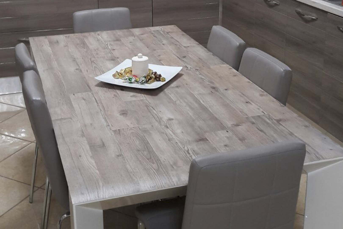 Strato pvc multiuso rivestimento tavolo 3 - Rivestimento tavolo ...