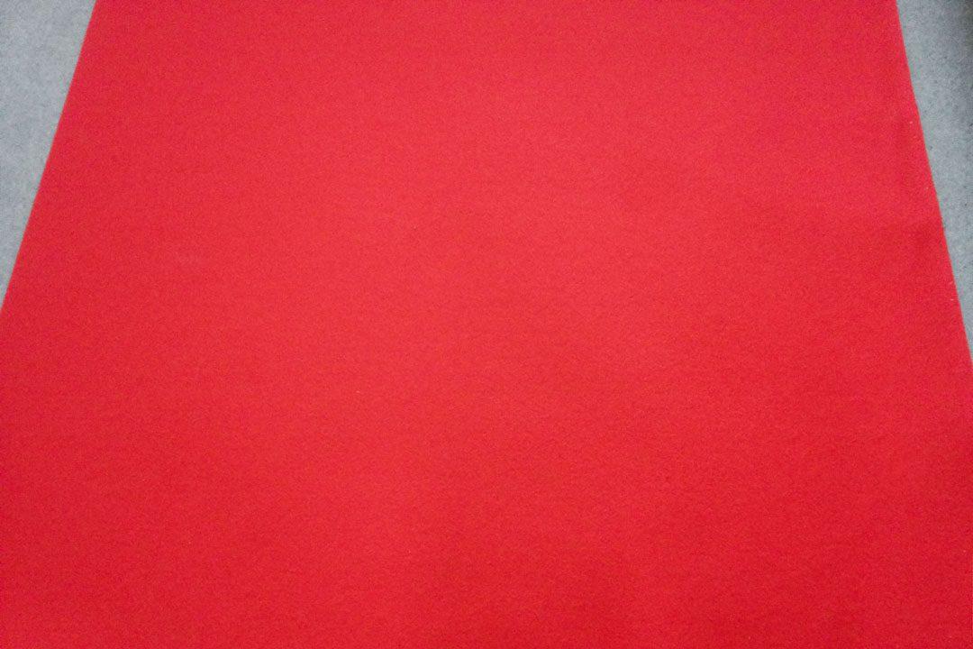 Passatoia Al Metro.Passatoia Al Metro Natalizia A Tinta Unita Rosso